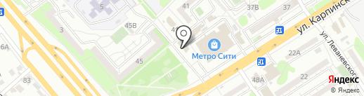 Кебаб на карте Пензы