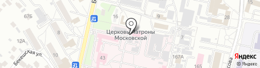 Областное бюро судебно-медицинской экспертизы, ГБУЗ на карте Пензы