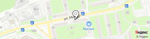 Вита Экспресс на карте Пензы