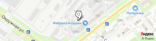 СтальГрад на карте Пензы