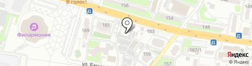 Эко-Пром на карте Пензы