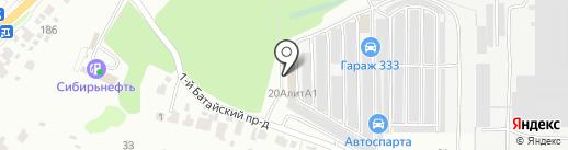 Центр АКПП на карте Пензы
