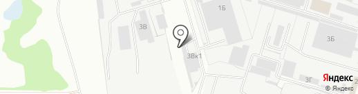 Айрон МК на карте Пензы