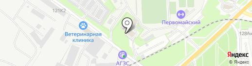 VelLike на карте Пензы