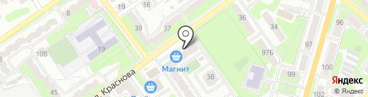 Домовенок58 на карте Пензы