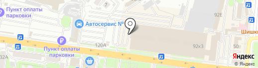 Центр выгодных покупок на карте Пензы