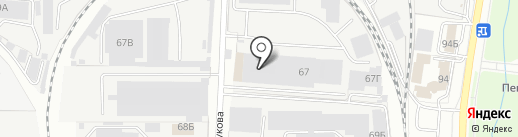 ТермоМир на карте Пензы