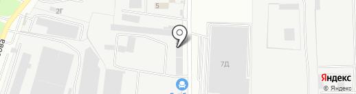 Авто Бош Сервис на карте Пензы