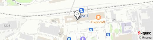 Карамель на карте Пензы