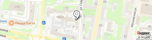 Теплострой-сервис на карте Пензы