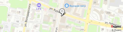 Modama Shop на карте Пензы
