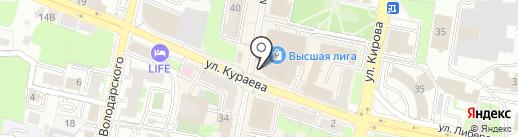 EuroPlat на карте Пензы