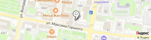Ателье-студия Натальи Поздняковой на карте Пензы