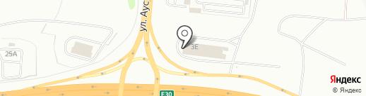 ПензаТракСервис на карте Пензы