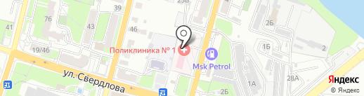 РГС-Медицина на карте Пензы