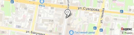 Chop-chop на карте Пензы
