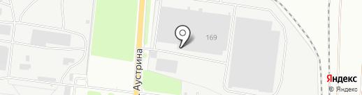 ГИФТ на карте Пензы