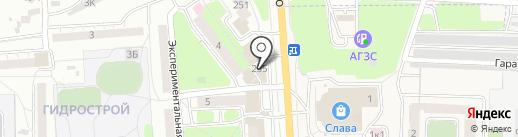 Банк ВТБ 24, ПАО на карте Пензы