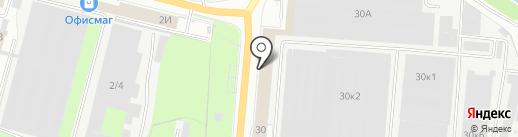 МЕТЭК Пенза на карте Пензы