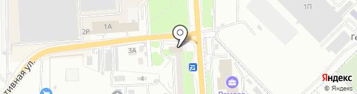 Управление вневедомственной охраны войск национальной гвардии РФ по Пензенской области, ФГКУ на карте Пензы
