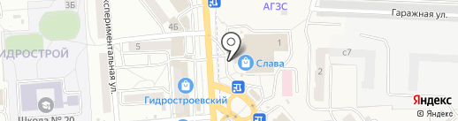 Сбербанк, ПАО на карте Засечного