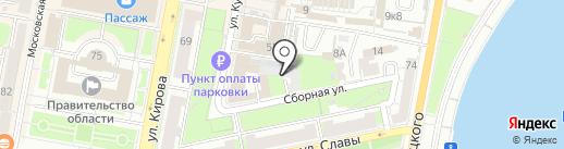 FastTake Studio на карте Пензы