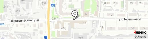 Plombeer на карте Пензы