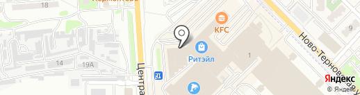 Русское BBQ на карте Пензы