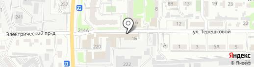 Ваш Лаваш на карте Пензы