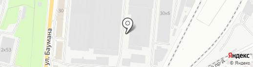 БиоПак на карте Пензы