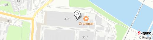 Elf на карте Пензы