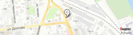 Vikkuna на карте Пензы