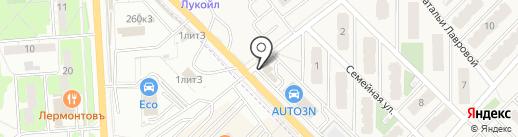 Агентство ипотечного кредитования Пензенской области на карте Засечного