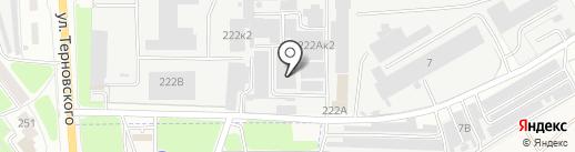 Пенза Трейдинг на карте Пензы