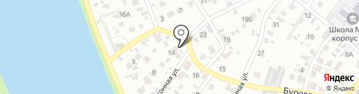 Магазин хозтоваров и бытовой химии на карте Пензы