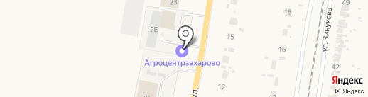 АгроЦентрЗахарово на карте Бессоновки
