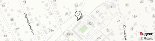 Виктория, ТСЖ на карте Пензы