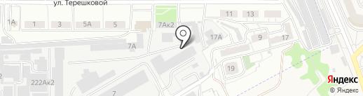 Пензенский Кровельный Центр на карте Пензы