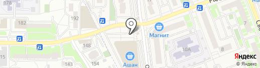 KAR GSM на карте Засечного