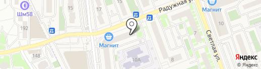 Пекарня №1 на карте Засечного