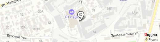 Квестор на карте Пензы