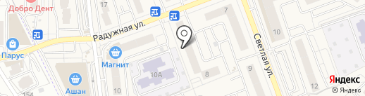 Ювелирная мастерская №1 на карте Засечного