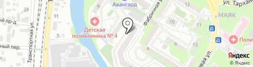 ГастрономЪ на карте Пензы