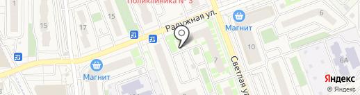 Мамин магазин на карте Засечного