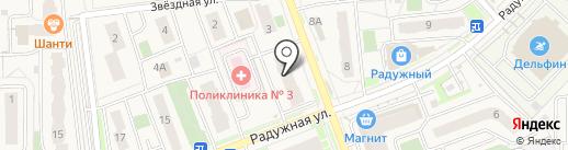 Магазин на карте Засечного