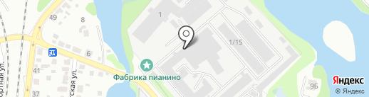 КирМакс на карте Пензы