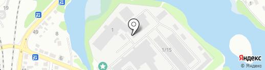 Мебель-Трейд на карте Пензы