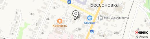 Инфомат электронного правительства на карте Бессоновки