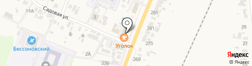 Партнер на карте Бессоновки
