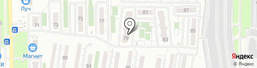 Доступный на карте Пензы